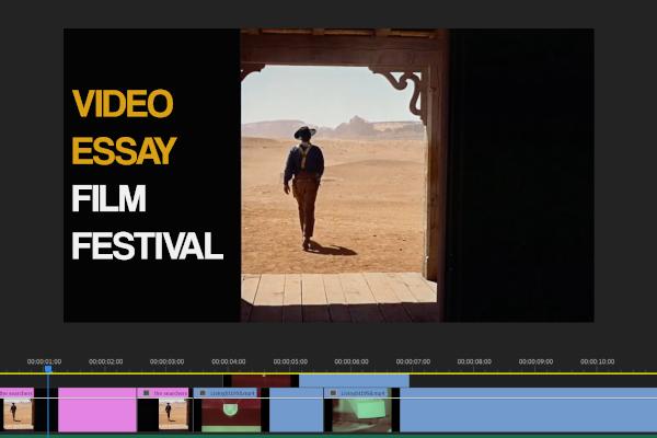 Video Essay Film Festival (VEFF) si può partecipare fino all'11 Maggio